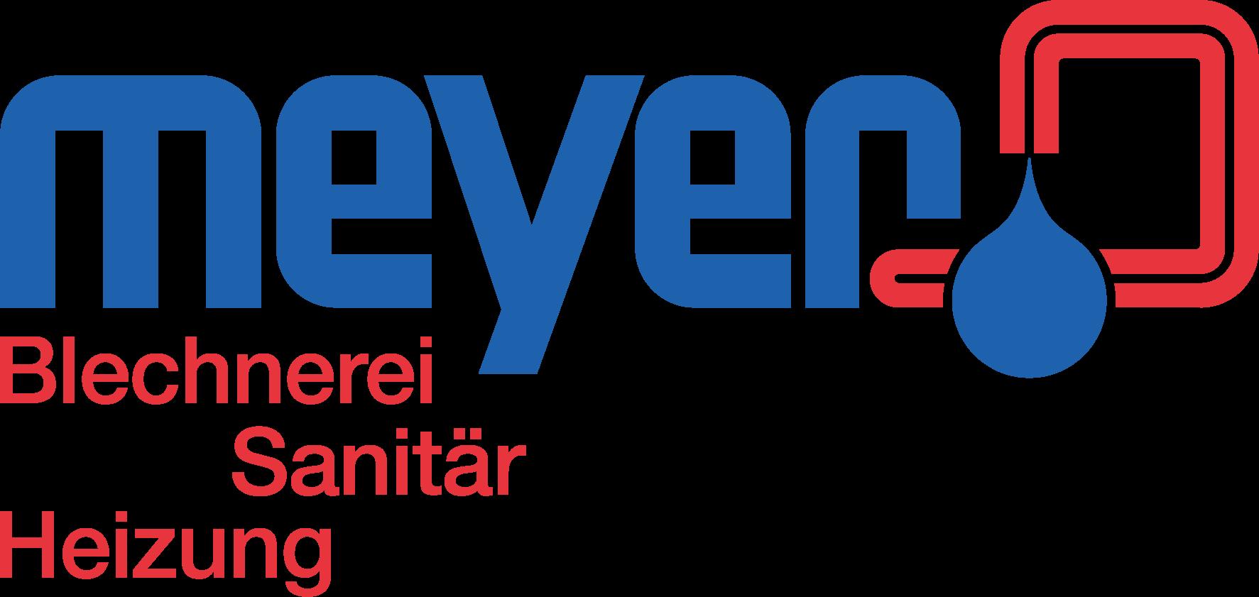 Meyer, Blechnerei, Sanitär, Heizung Logo